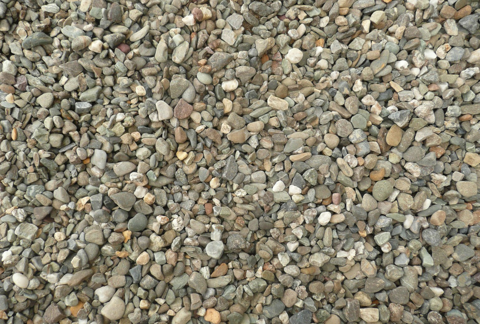 3/8 Native Washed Gravel