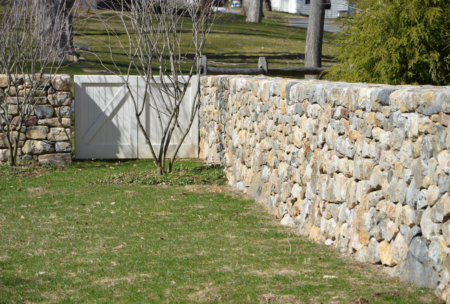 Connecticut Fieldstone Wall Stone
