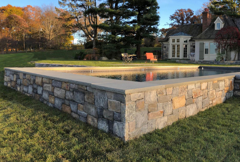 Adirondack Granite Wall Stone